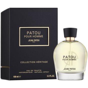 Jean Patou Patou pour Homme Eau de Toilette pentru barbati 1