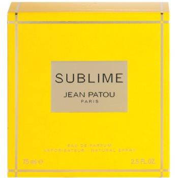 Jean Patou Sublime Eau De Parfum pentru femei 4