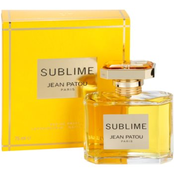 Jean Patou Sublime Eau De Parfum pentru femei 1