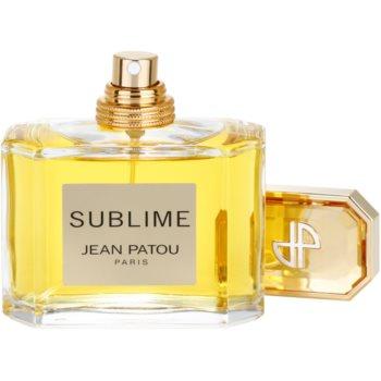 Jean Patou Sublime Eau De Parfum pentru femei 3