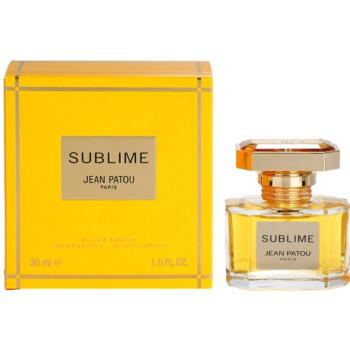 Jean Patou Sublime parfemovaná voda pro ženy 30 ml