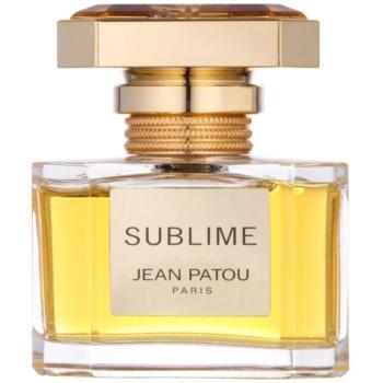 Jean Patou Sublime eau de toilette pentru femei 30 ml