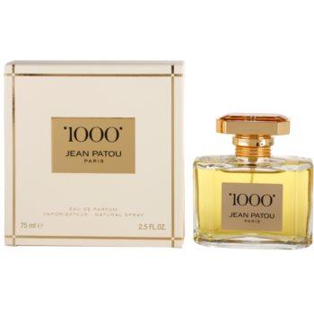 Jean Patou 1000 Eau de Parfum para mulheres