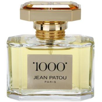 Jean Patou 1000 Eau de Toilette für Damen 2