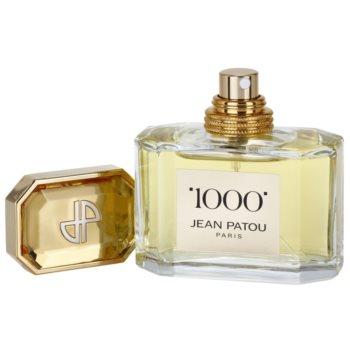 Jean Patou 1000 Eau de Toilette für Damen 3
