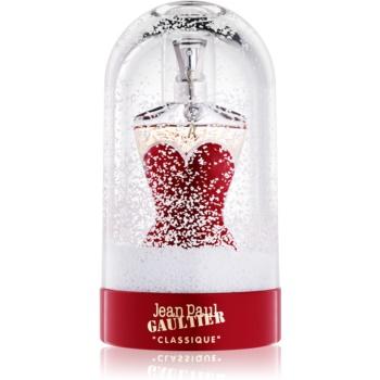 Jean Paul Gaultier Classique Christmas Collector Edition 2017 eau de toilette pentru femei 100 ml