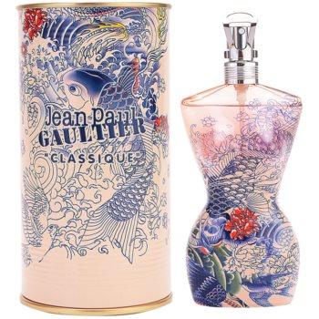 Jean Paul Gaultier Classique Summer 2013 toaletní voda pro ženy