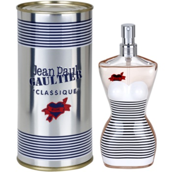 Jean Paul Gaultier Classique Couple Edition 2013 Sailor Girl in Love eau de toilette pentru femei 100 ml