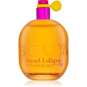 Jeanne Arthes Boum Sweet Lollipop eau de parfum pentru femei 100 ml