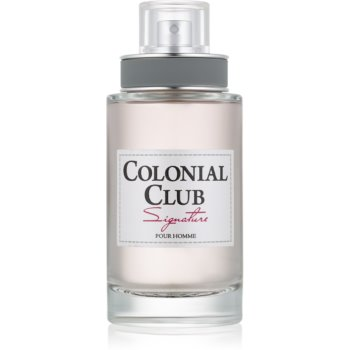 Jeanne Arthes Colonial Club Signature eau de toilette pentru barbati 100 ml