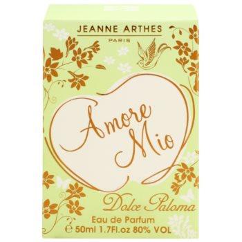 Jeanne Arthes Amore Mio Dolce Paloma Eau de Parfum für Damen 4