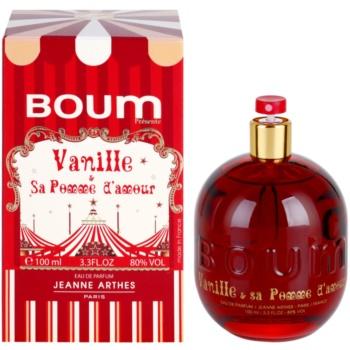 Jeanne Arthes Boum Vanille Sa Pomme dAmour Eau De Parfum pentru femei 100 ml
