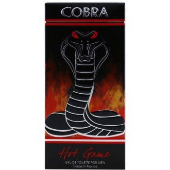 Jeanne Arthes Cobra Hot Game Eau de Toilette für Herren 4