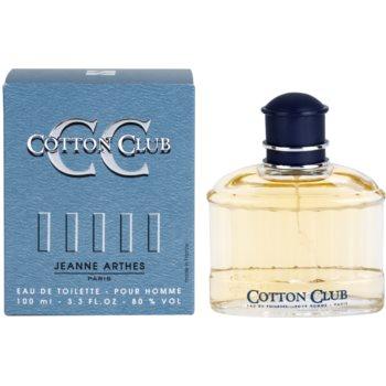 Jeanne Arthes Cotton Club eau de toilette para hombre