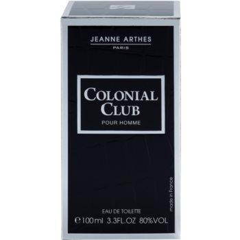 Jeanne Arthes Colonial Club туалетна вода для чоловіків 4