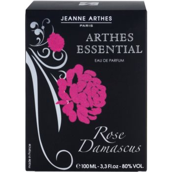 Jeanne Arthes Arthes Essential Rose Damascus Eau de Parfum für Damen 4