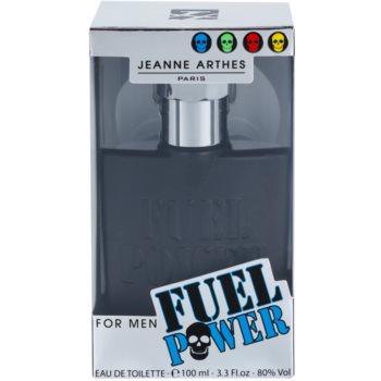 Jeanne Arthes Fuel Power Eau de Toilette for Men