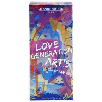 Jeanne Arthes Love Generation Art's Eau De Parfum pentru femei 4
