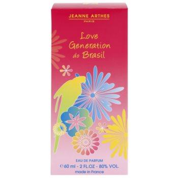Jeanne Arthes Love Generation do Brasil Eau de Parfum für Damen 4