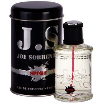 Jeanne Arthes J.S. Joe Sorrento Sport Eau de Toilette für Herren 1