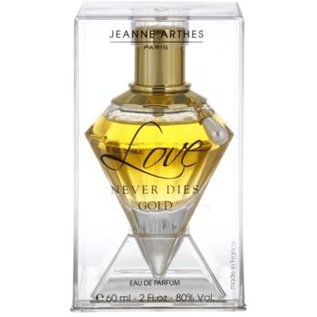 Jeanne Arthes Love Never Dies Gold Eau de Parfum para mulheres 4