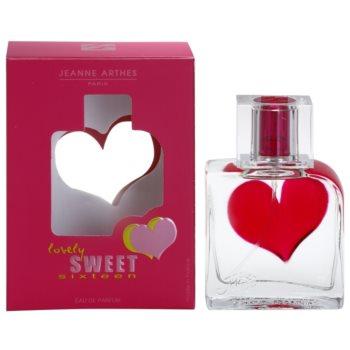 Jeanne Arthes Lovely Sweet Sixteen Eau de Parfum for Women