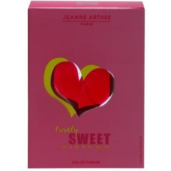 Jeanne Arthes Lovely Sweet Sixteen Eau de Parfum for Women 4
