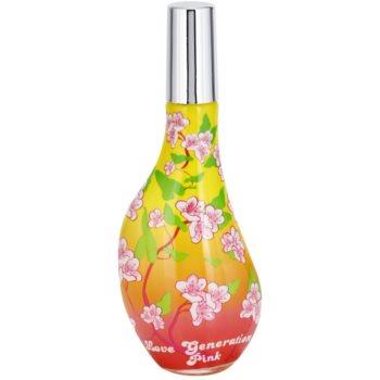 Jeanne Arthes Love Generation Pink Eau de Parfum para mulheres 3
