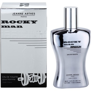 Jeanne Arthes Rocky Man Irridium toaletní voda pro muže