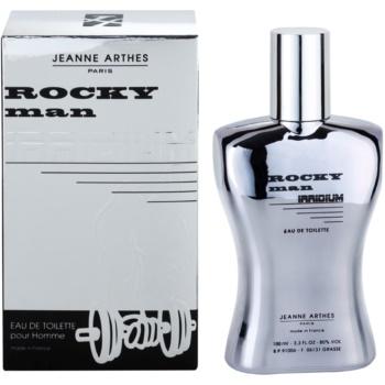 Jeanne Arthes Rocky Man Irridium woda toaletowa dla mężczyzn