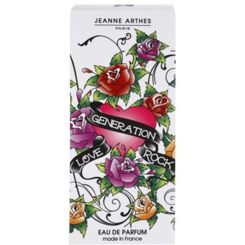 Jeanne Arthes Love Generation Rock Eau de Parfum para mulheres 4