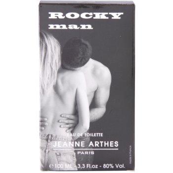 Jeanne Arthes Rocky Man Eau de Toilette für Herren 4