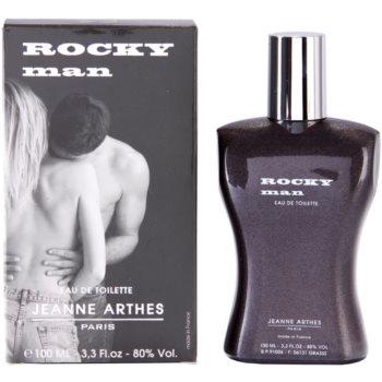 Jeanne Arthes Rocky Man Eau de Toilette pentru bărbați