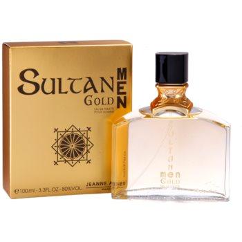 Jeanne Arthes Sultane Gold Men Eau de Toilette for Men 1