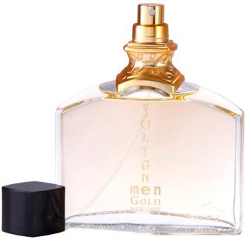Jeanne Arthes Sultane Gold Men Eau de Toilette for Men 3