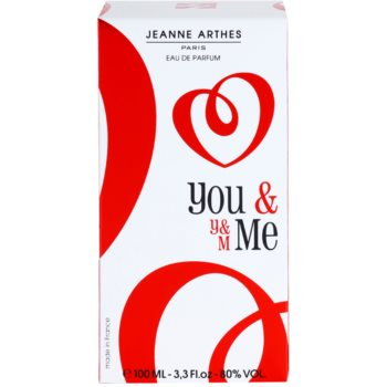 Jeanne Arthes You & Me Eau de Parfum für Damen 4