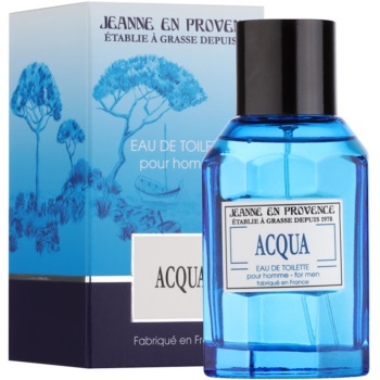 Jeanne en Provence Acqua Eau de Toilette for Men 1