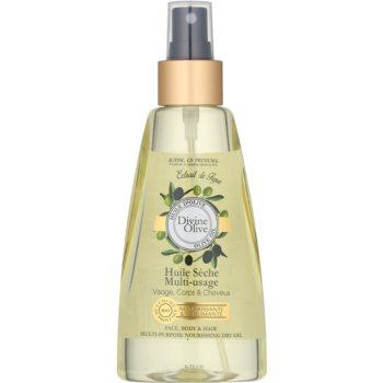 Jeanne en Provence Olive suchý olej na tvár, telo a vlasy