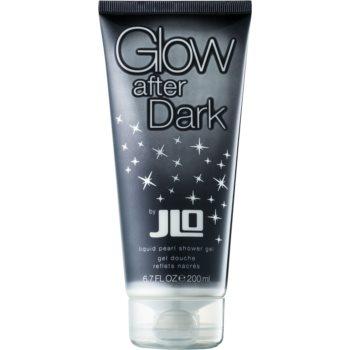 Jennifer Lopez Glow After Dark gel de dus pentru femei