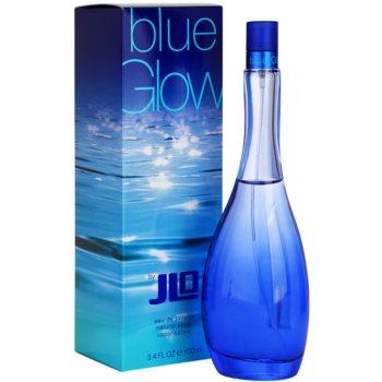 Jennifer Lopez Blue Glow toaletna voda za ženske 1