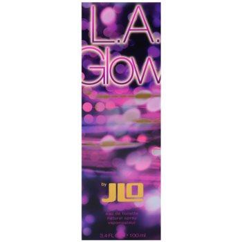 Jennifer Lopez L.A. Glow toaletní voda pro ženy 4