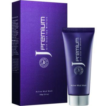 Jericho Premium masca purificatoare cu extract de namol pentru toate tipurile de ten