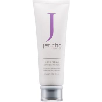 Jericho Body Care crema de maini cu minerale de la Marea Moarta