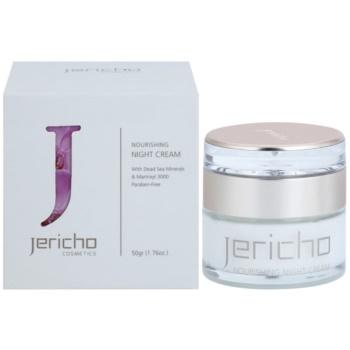 Jericho Face Care crema de noapte hranitoare