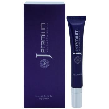 Jericho Premium gel pentru ochi si gat
