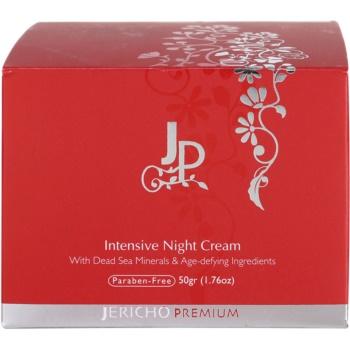 Jericho Premium Paloma intensive Nachtcreme 5
