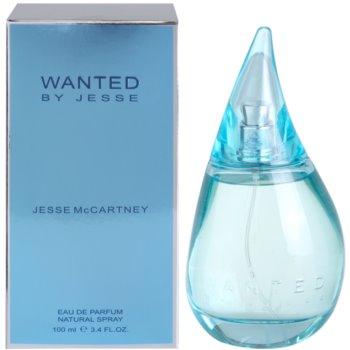 Jesse McCartney Wanted By Jesse Eau de Parfum para mulheres