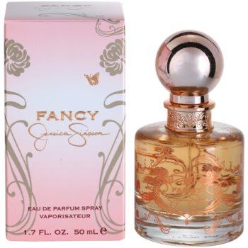 Jessica Simpson Fancy eau de parfum pentru femei 50 ml