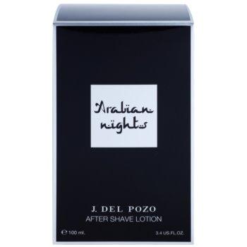 Jesus Del Pozo Arabian Nights after shave para homens 1