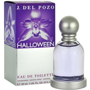 Fotografie Jesus Del Pozo Halloween toaletní voda pro ženy 30 ml